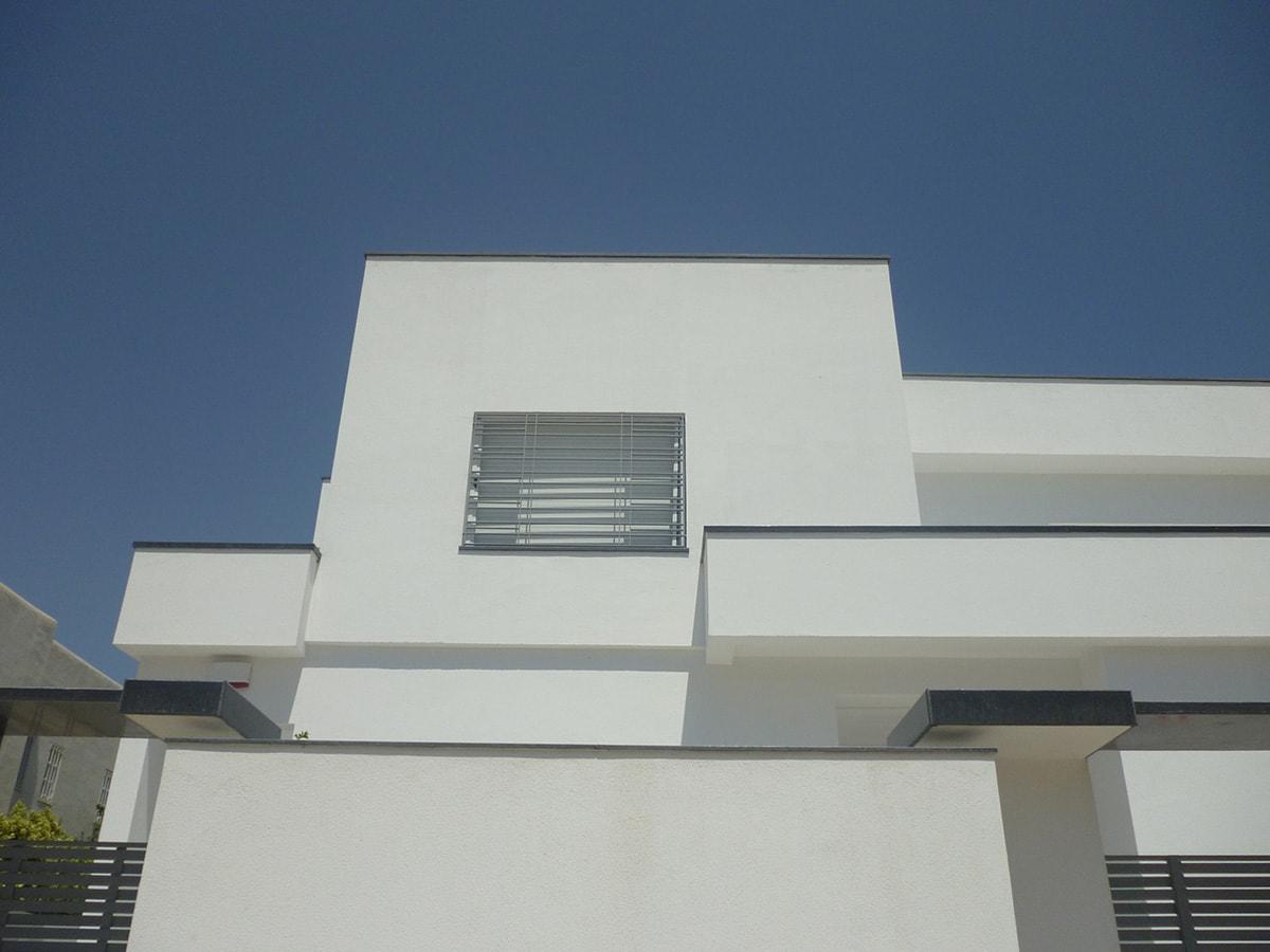 Villa moderne en tunisie facade for Plan architecte villa moderne